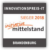 Innovationspreis-IT Sieger 2018 Brandenburg