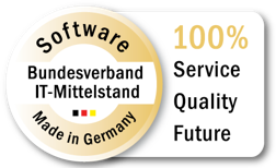 Software Made in Germany Siegel